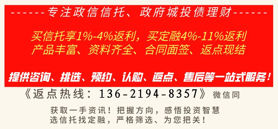 四川成阿发展实业资产债权收益权项目